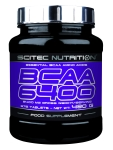 BCAA 6400 - 375 Tabletten (Scitec Nutrition)