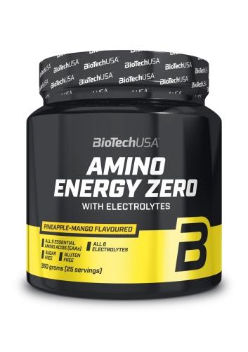Amino Energy Zero with electrolytes - 360g Dose (Biotech USA)