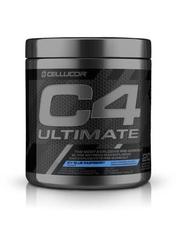 C4 Ultimate - 440g Dose / 20 Portionen (Cellucor)