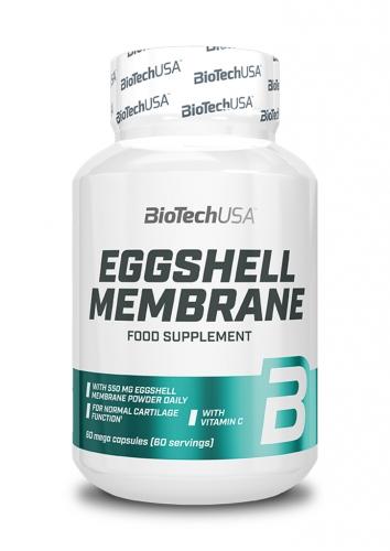 Eggshell Membrane - 60 Megakapseln (Biotech USA)