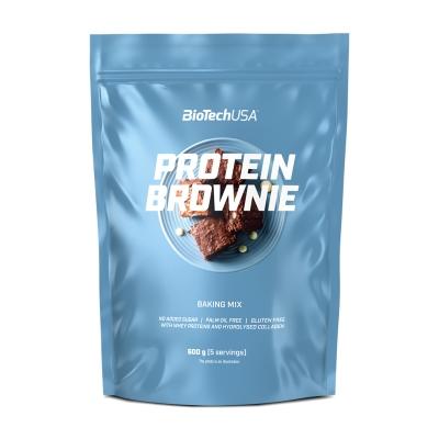 Protein Brownie - 600g Beutel (Biotech USA)