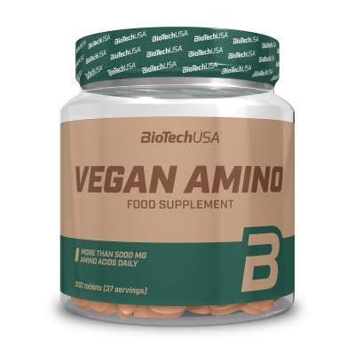 Vegan Amino - 300 Tabletten (Biotech USA)