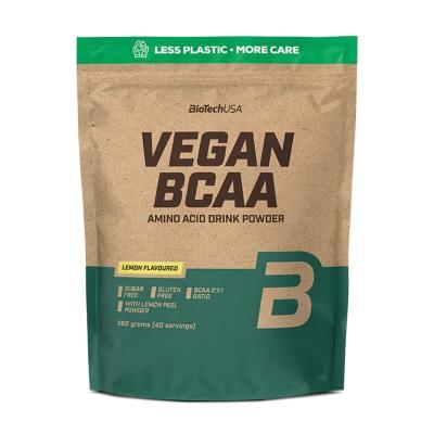 Vegan BCAA - 360g Beutel (Biotech USA)