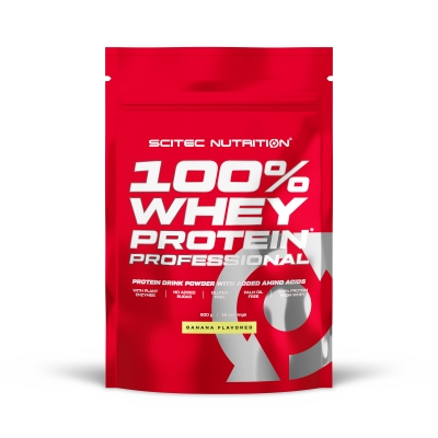 Whey Protein Professional - 500g Beutel (Scitec Nutrition)