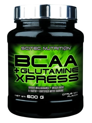 BCAA + Glutamine Xpress - 600g Dose (Scitec Nutrition)