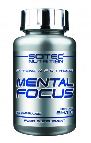 Mental Focus - 90 Kapseln (Scitec Nutrition)