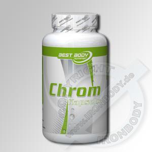 Chrom-Kapseln