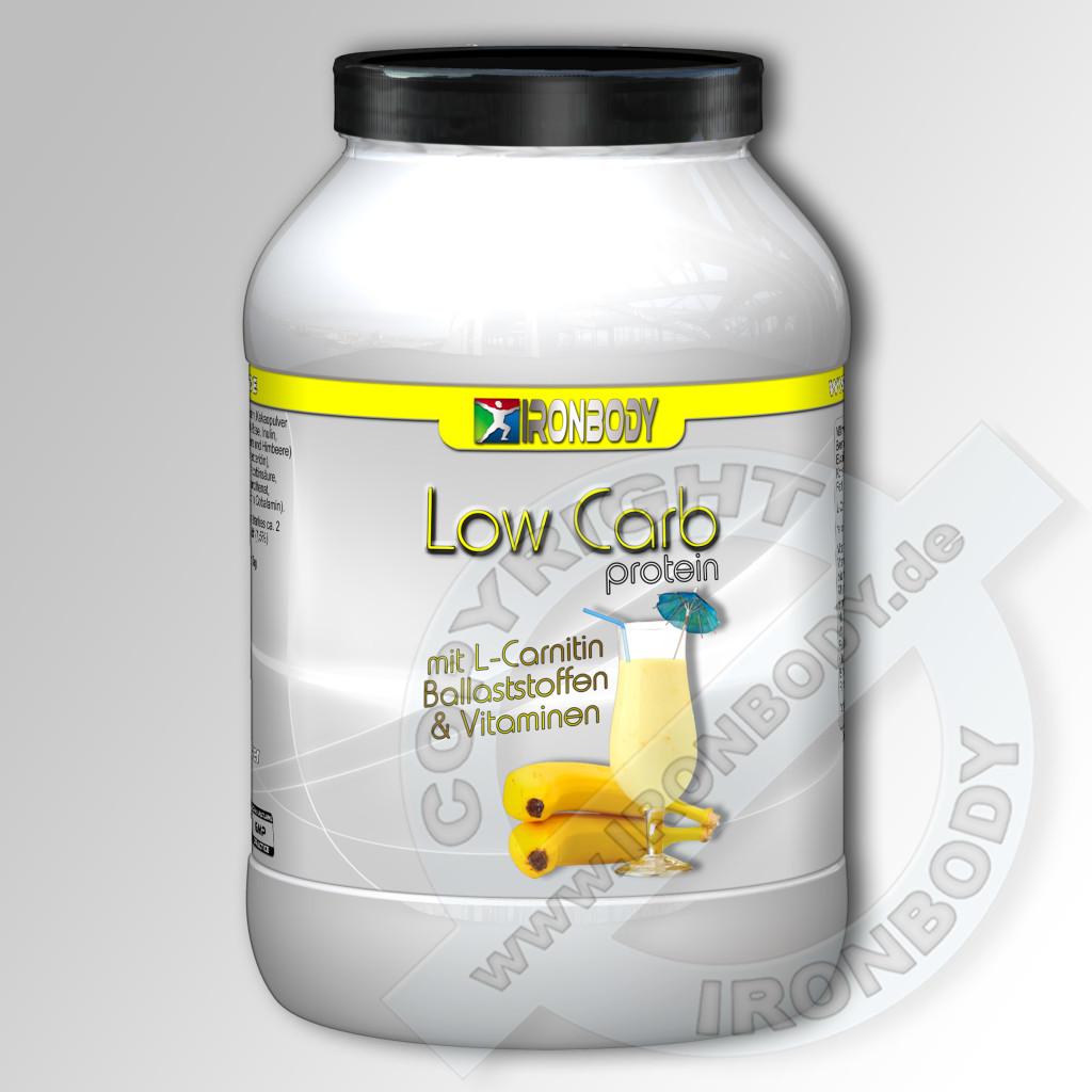 Low Carb Protein - nur 14,90 EUR