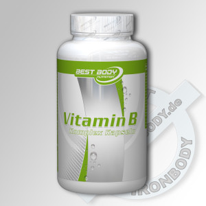 Best Body Nutrition - Vitamin B Komplex