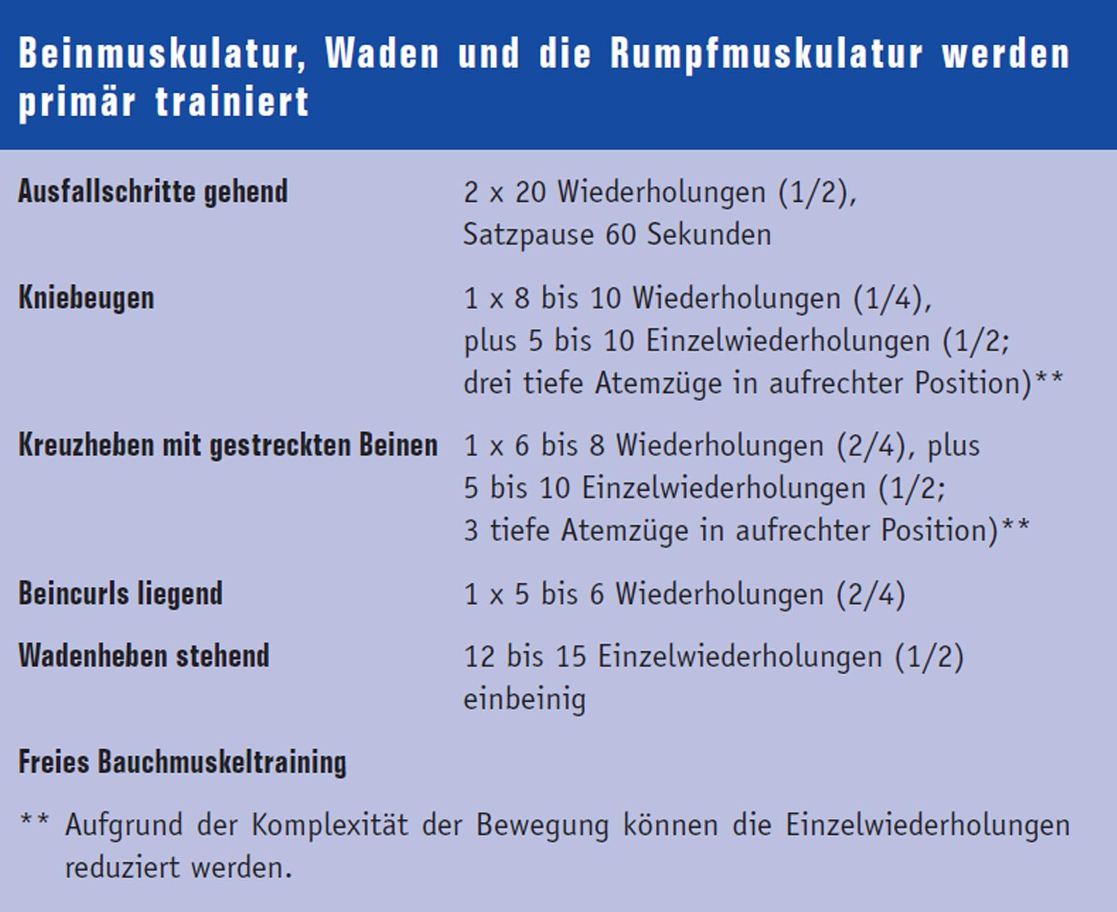 Lipotrope Nährstoffe für den Fettabbau