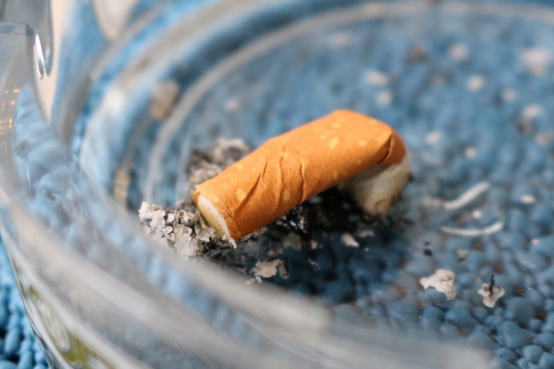 Mit dem Rauchen aufhoeren