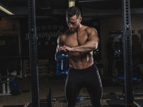 Muskelabbau entgegenwirken