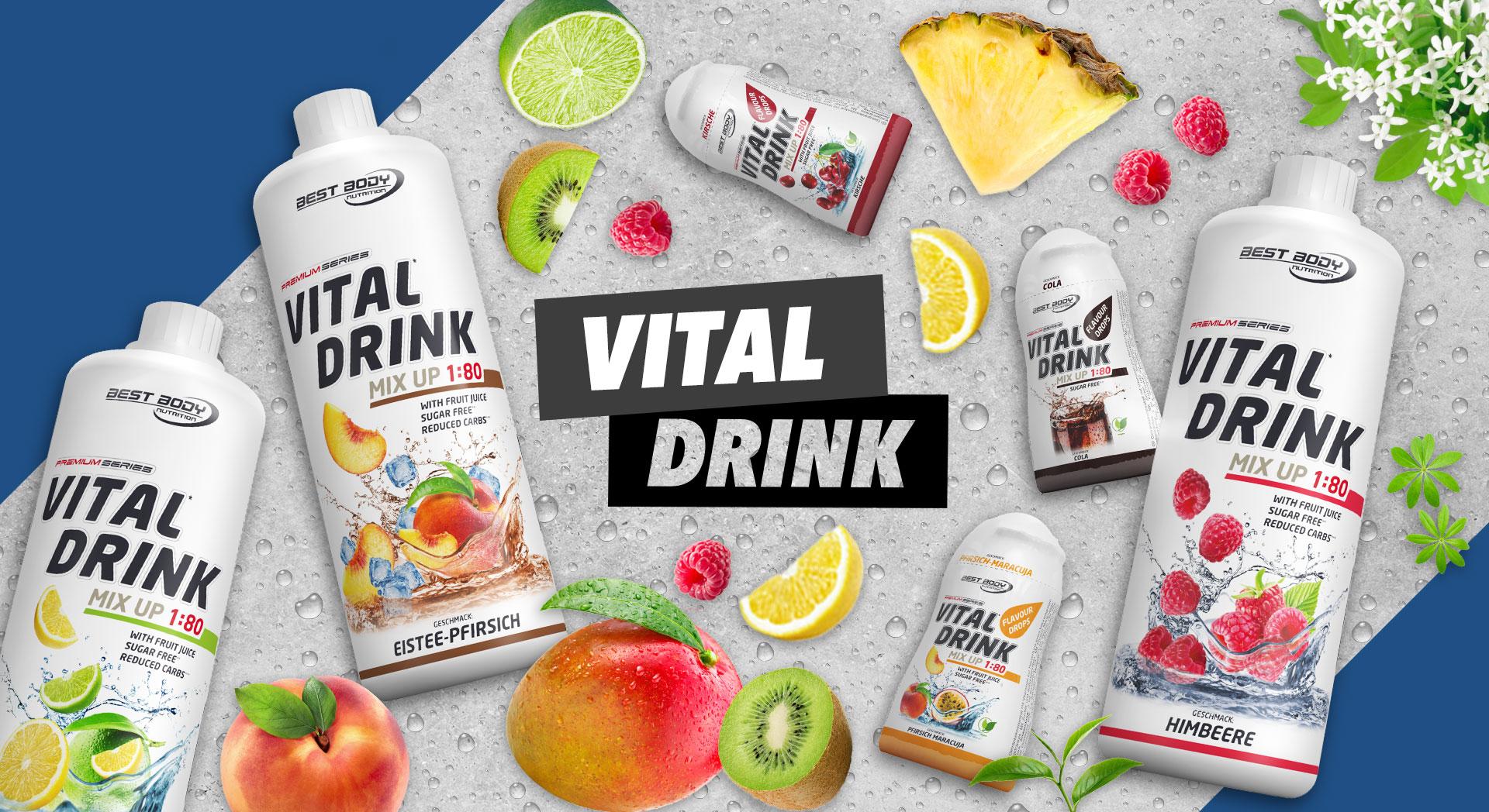 Vital Drink ZEROP