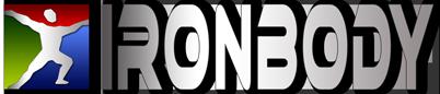IRONBODY - Fitness & Bodybuilding Shop-Logo