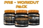 Preview: Pre-Workout Trainingsbooster Pack (Biotech USA)