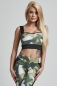 Preview: Gym Provocateur Top Brave Military Green
