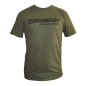 Preview: Fitness & Bodybuilding T-Shirt military green (Ironbody)