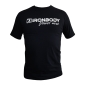 Preview: Fitness & Bodybuilding T-Shirt schwarz (Ironbody)
