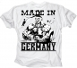 Preview: Ironkuza Shirt 'Made in Germany' white