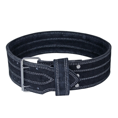powerlifting belt black
