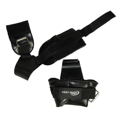 Power Straps with steel hooks Hotgripper - 1 pair