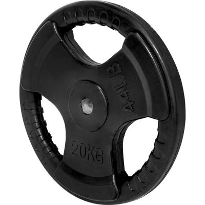 Weight Plate Rubber Gripper 30mm - 2.5kg