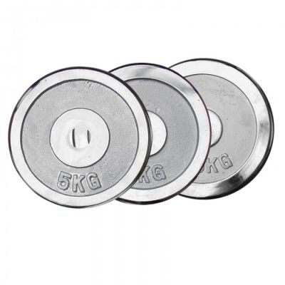 Chrome weight plate 30mm - 20kg