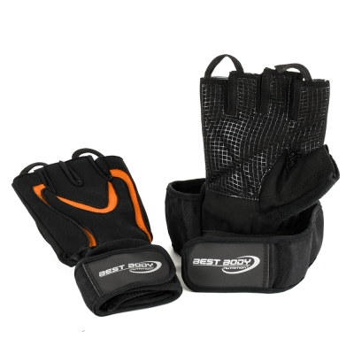 Best Body Handschuhe Top Grip orange