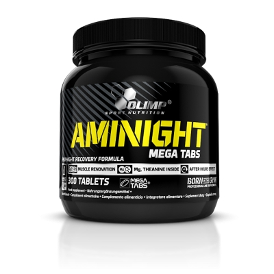 Olimp Aminight Mega Tabs