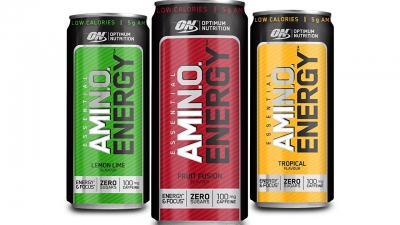 Amino Energy Drink - 330ml (Optimum Nutrition)
