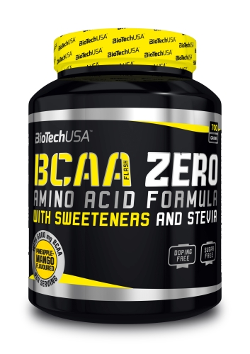 BCAA Zero - 700g powder (Biotech USA)