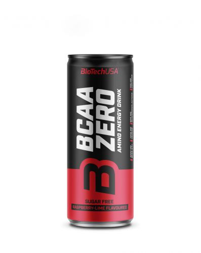 BCAA Zero Energy Drink - 330ml (Biotech USA)