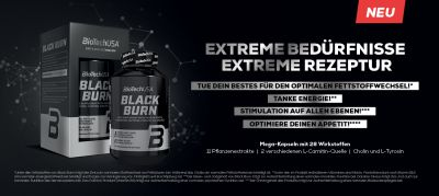 Black Burn - 90 capsules (Biotech USA)