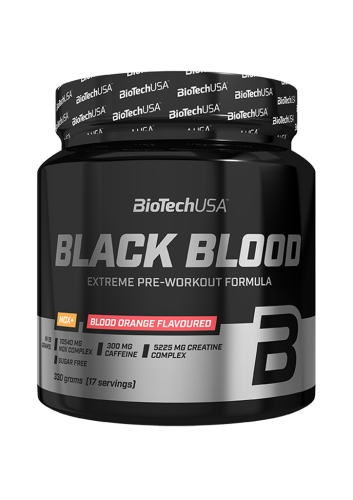 Black Blood NOX+ - 330g Dose (Biotech USA)