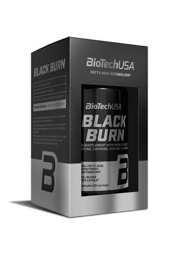 Biotech USA Black Burn Fatburner