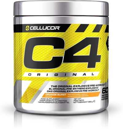 C4 Original - 390g / 60 Portionen (Cellucor)