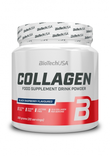 Collagen - 300g Dose (Biotech USA)