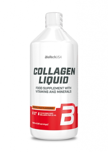 Collagen Liquid - 1L Flasche (Biotech USA)
