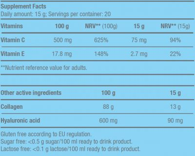 Collagen - 300g powder (Biotech USA)