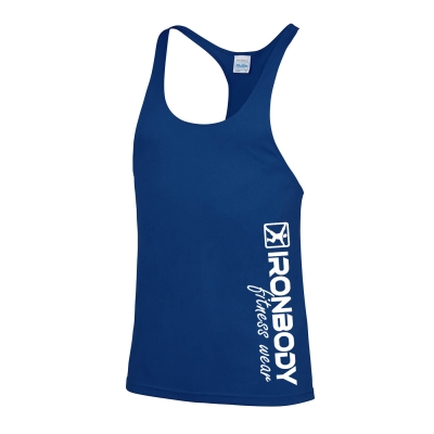 Cool Muscle Tank Top blau (Ironbody)