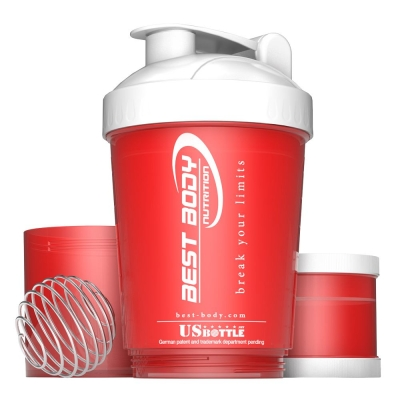 Eiweiß Shaker USBottle (Best Body Nutrition)