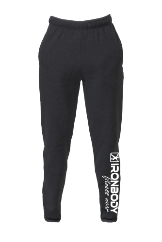 Trainingshose Sweat Pants - dunkelgrau (Ironbody)