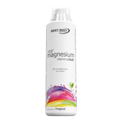 Best Body Nutrition Magnesium Liquid