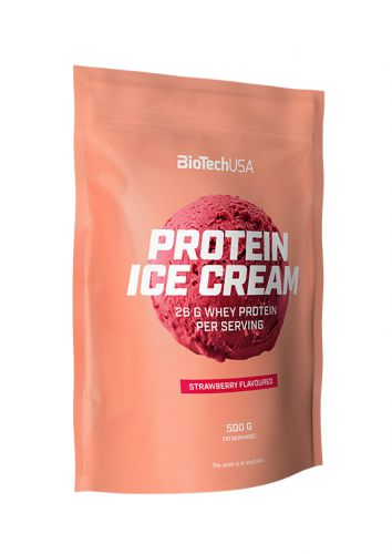 Protein Ice Cream - 500g powder (Biotech USA)