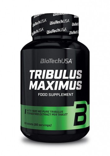 Tribulus Maximus - 90 Tabletten (Biotech USA)