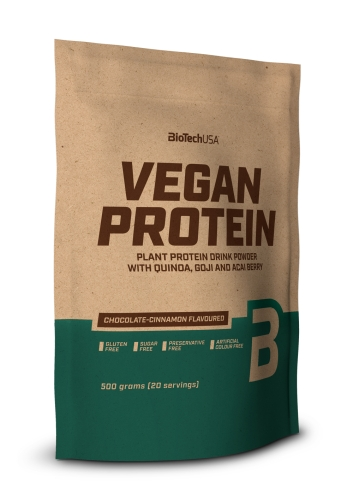 Vegan Protein - 500g bag (Biotech USA)