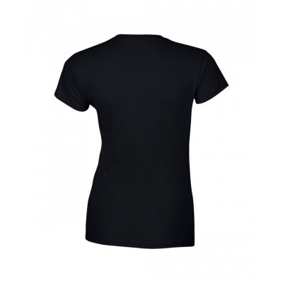 Woman T-Shirt schwarz (Ironbody)