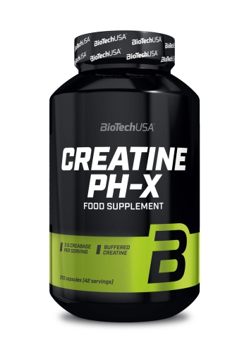 Creatine PH-X - 210 capsules (Biotech USA)