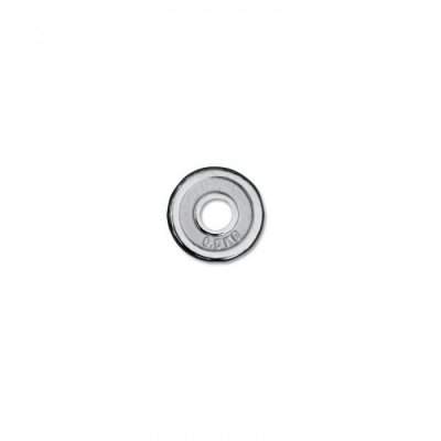 Chrome weight plate 30mm - 0,50kg