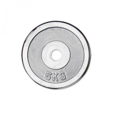Chrome weight plate 30mm - 5kg